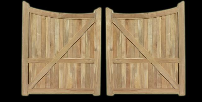 R ussir la pose des piliers et portails - Accueil